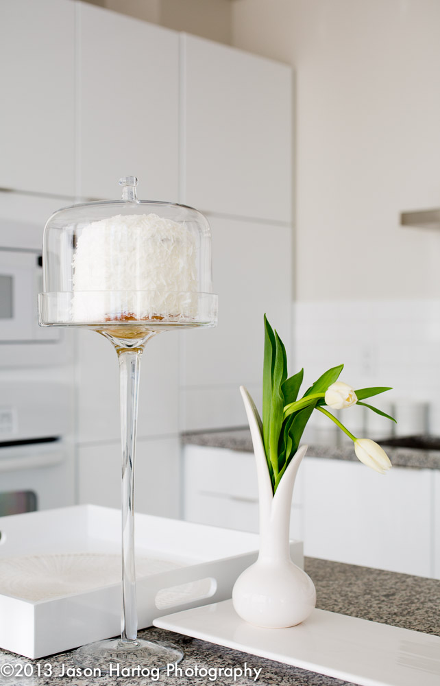 White Interior Photography Kitchen