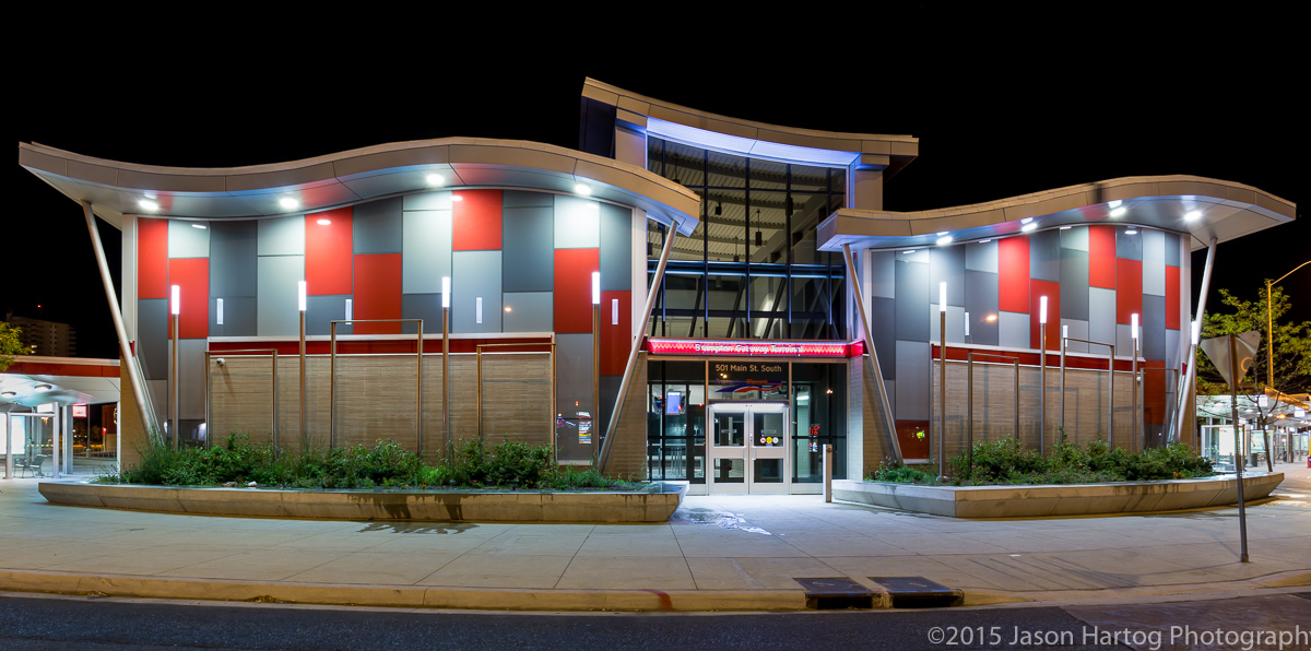 Architectural photography - Brampton_Commercial_Building