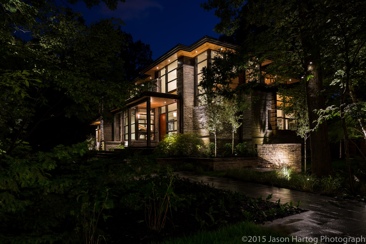 Architectural photography - Modern_Mississauga_Home