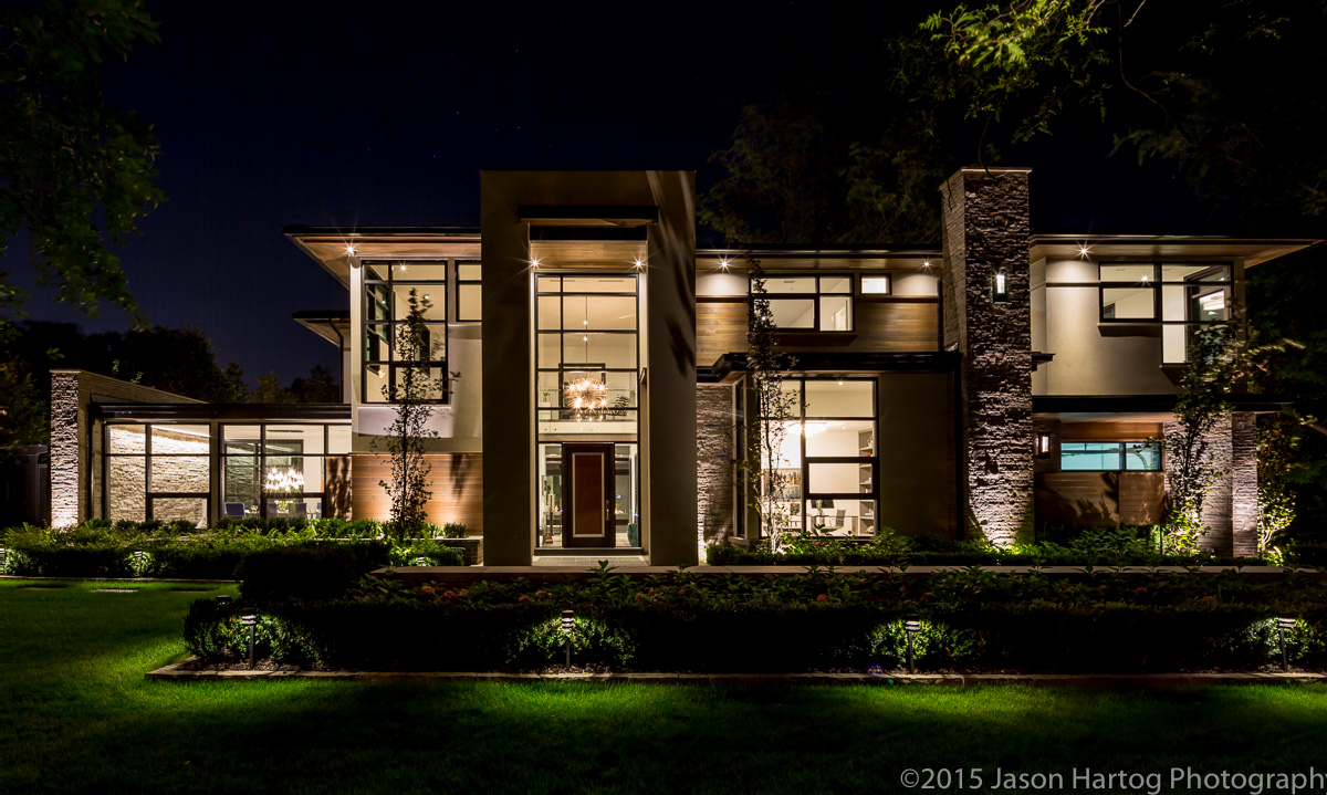 Architectural photography - Modern_Oakville_Home-2